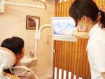 治療方針を決めます。/神戸市灘区 六甲駅 歯医者