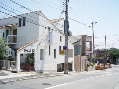 外観/神戸市灘区 六甲駅 歯医者