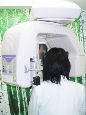 パノラマ撮影機/神戸市灘区 六甲駅 歯医者